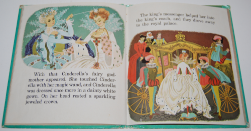 Cinderella tip top book 9