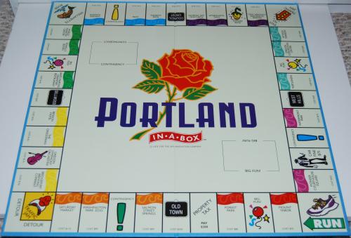Portland in a box board game 4