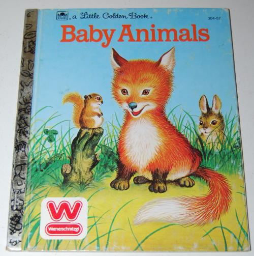 Little golden books animals