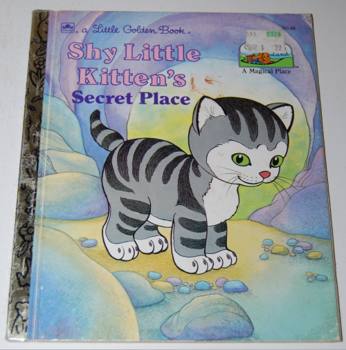 Little golden books cats 5