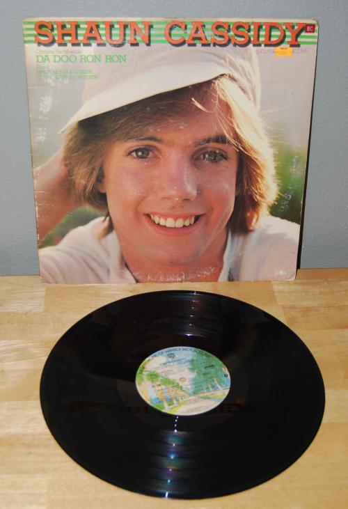 Vintage vinyl lps