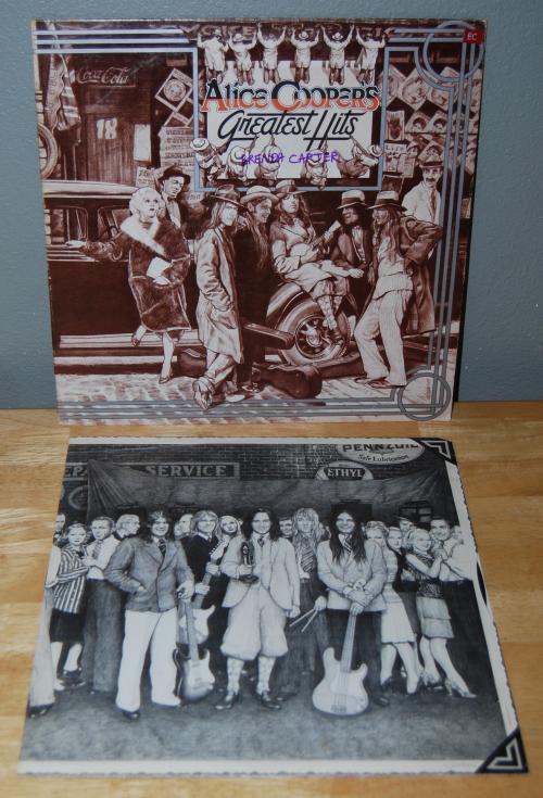 Vintage vinyl lps 3