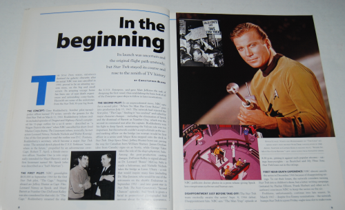 Star trek special edition 30 year collector's book 4