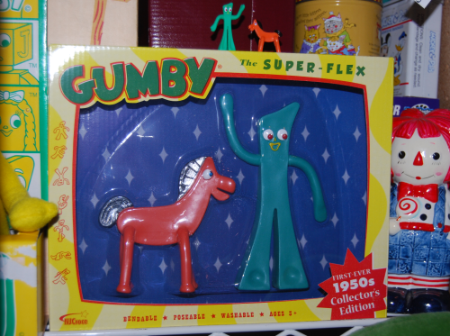 World's smallest gumby 6