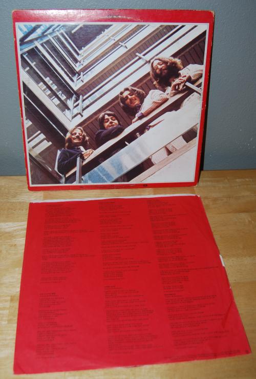 Beatles vinyl 10