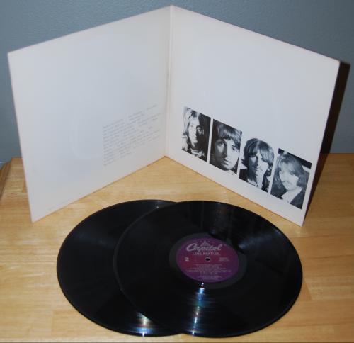 Beatles vinyl 14