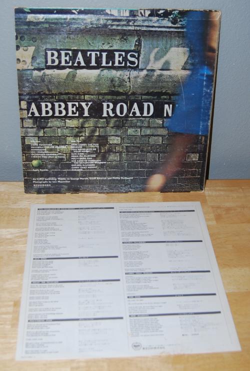 Beatles vinyl 19