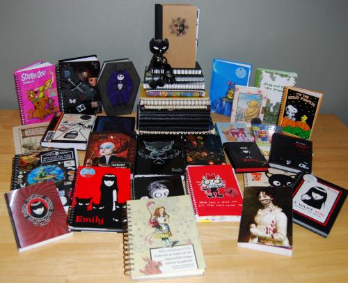 Ghost journals