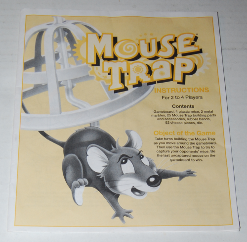 Mouse trap game 4
