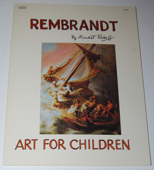 Art for children book series 5