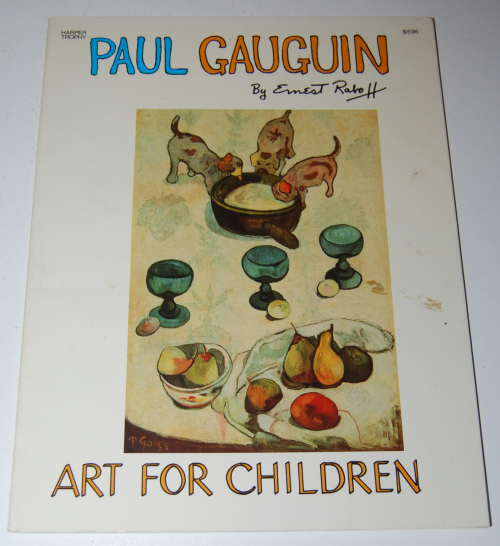 Art for children book series 12