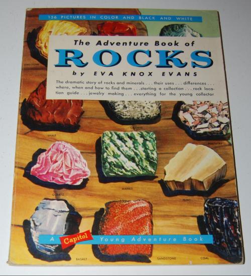 The adventure book of rocks