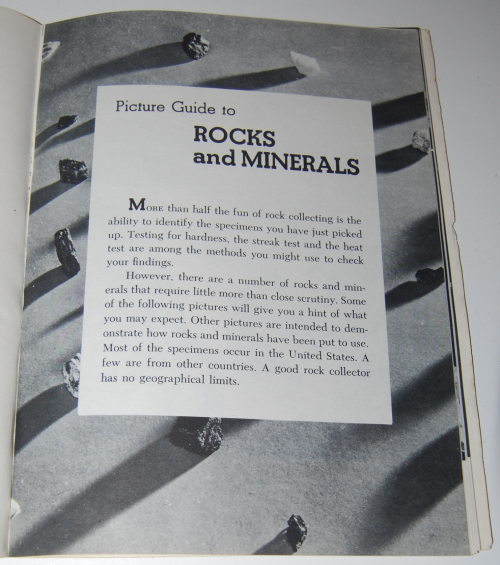 The adventure book of rocks 10