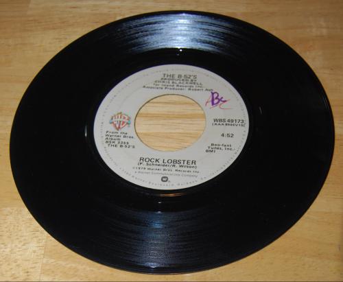 Vintage vinyl 45s 9