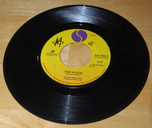 Vintage vinyl 45s 10