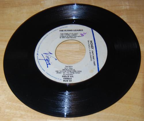 Vintage vinyl 45s 12