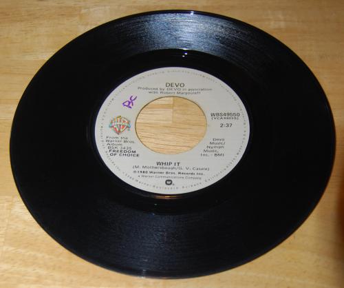 Vintage vinyl 45s 19