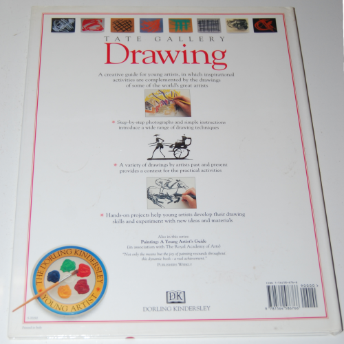 Drawing a young artist's guide x