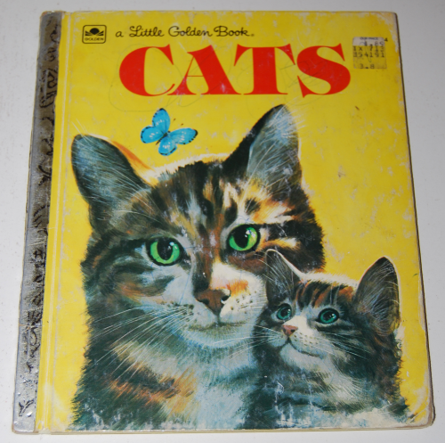 Little golden books cats