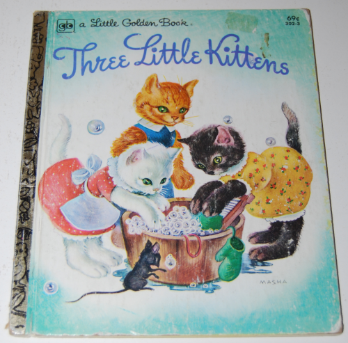 Little golden books cats 8