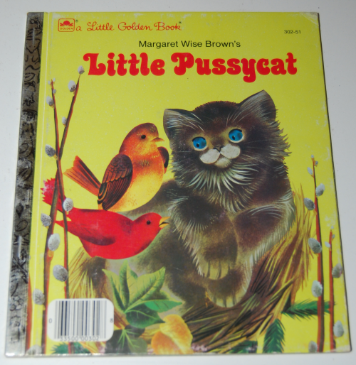 Little golden books cats 12