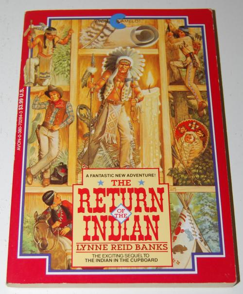 Lynne reid banks indian in the cupboard 7