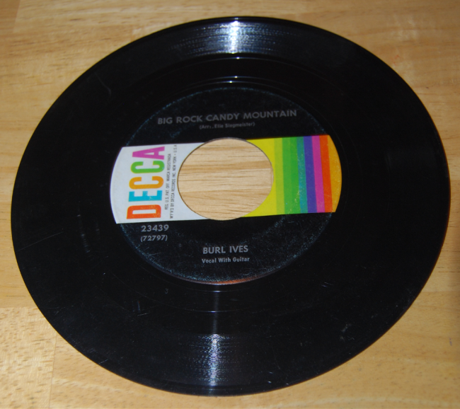 vintage vinyl ~ flashback friday fun 45s