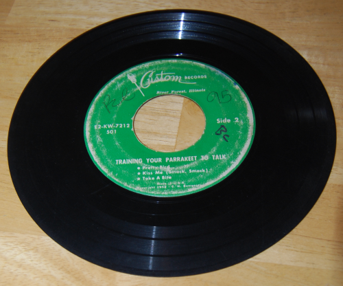Vintage vinyl 45s 15x