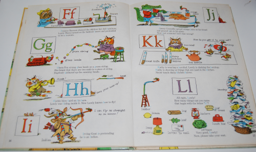 Richard scarry's great big schoolhouse book 6