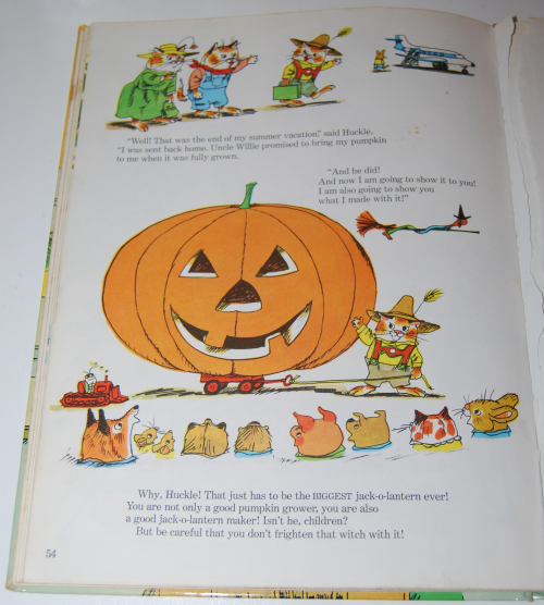 Richard scarry's great big schoolhouse book 10
