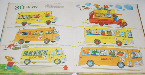 Richard scarry's best counting book ever 8