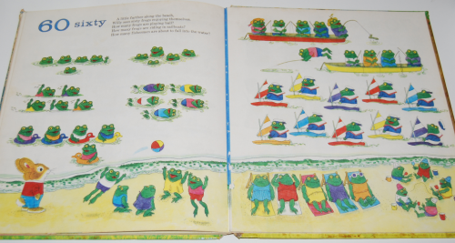Richard scarry's best counting book ever 9