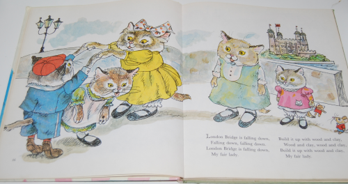 Richard scarry's best mother goose ever 3