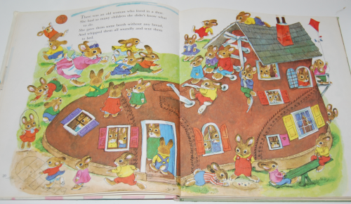 Richard scarry's best mother goose ever 4