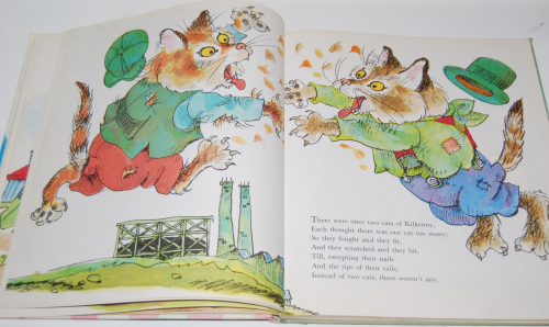 Richard scarry's best mother goose ever 5