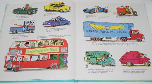 Richard scarry's hop aboard here we go 3