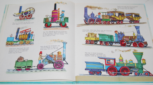 Richard scarry's hop aboard here we go 12