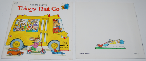 Richard scarry book