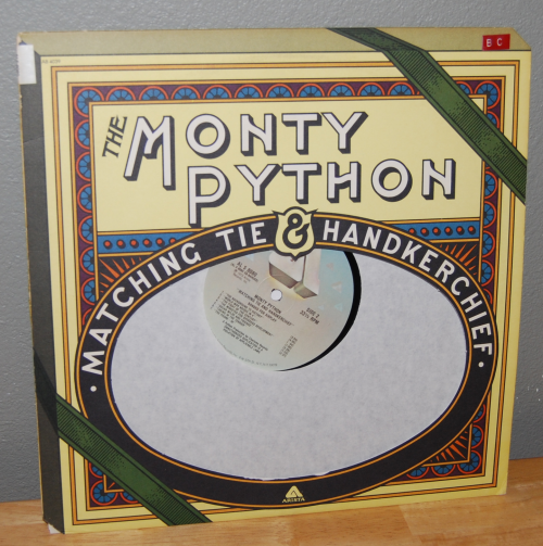 The monty python instant record collection vinyl 11