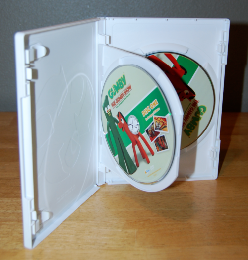 Gumby remastered dvds 4