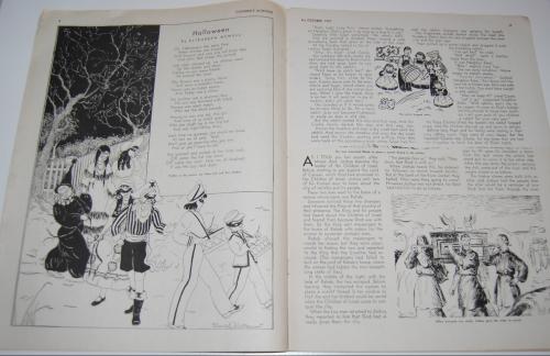 Children's activities magazine october 1947 4