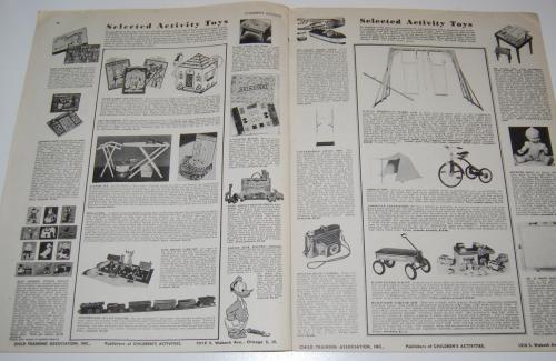 Children's activities magazine october 1947 12