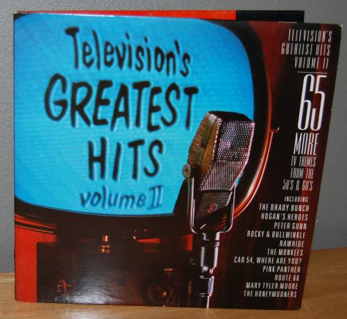 Tvs greatest hits lp