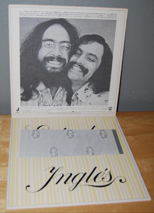 Cheech & chong vinyl lp 2