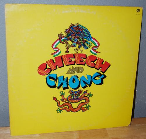 Cheech & chong vinyl lp