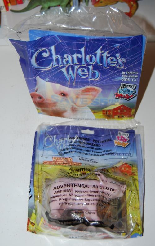 Charlotte's web prizes 3