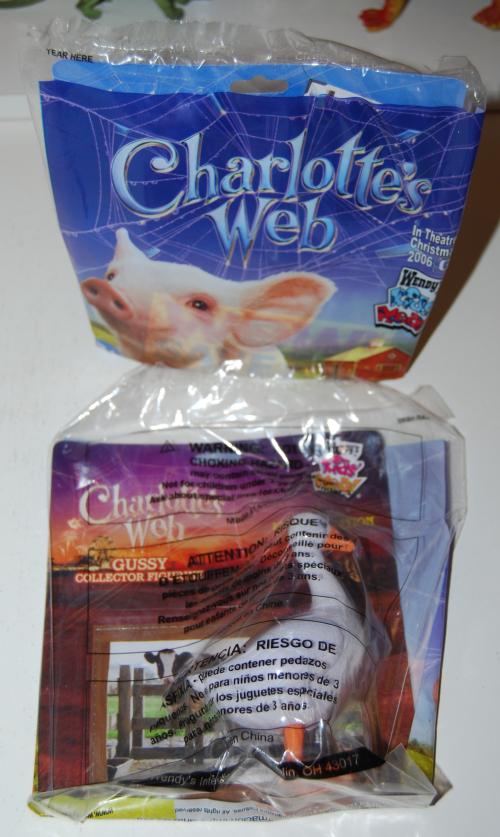 Charlotte's web prizes 4