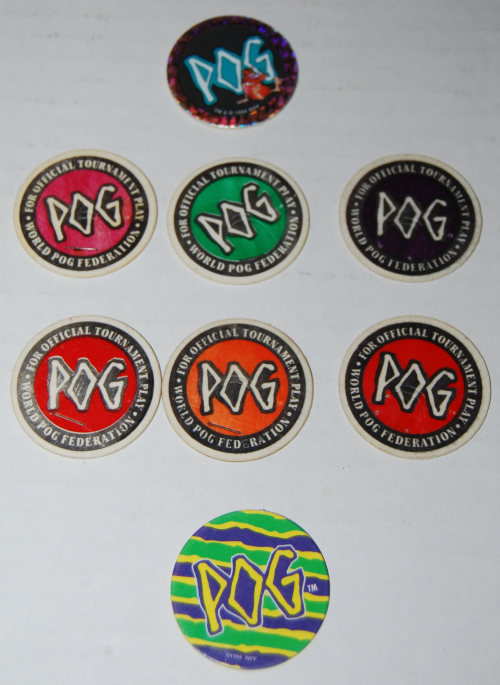 Pogs world pog federation
