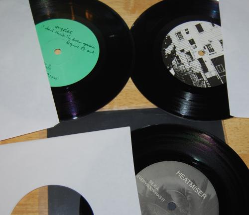 Elliott smith vinyl singles xx