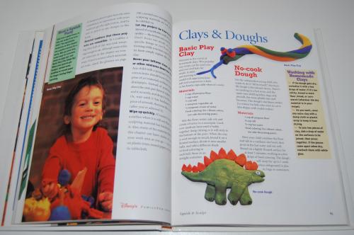 Disney's family fun crafts book 6